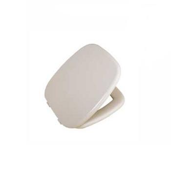 Assento Almofadado Versato Fit Branco - Ref. TVT/K*BCO-01 - ASTRA
