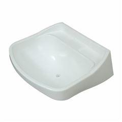 Lavatório Plástico 42x36cm Branco - Ref. 2501 - HERC