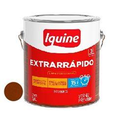 Verniz Brilhante Extrarrápido Imbuia 3,6 Litros - Ref.19105501 - IQUINE