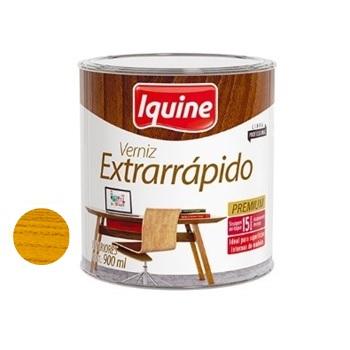 Verniz Brilhante Extrarrápido Cerejeira 900ml - Ref.19109204 - IQUINE