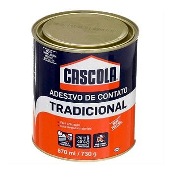 Adesivo Contato 730g Cascola Tradicional - Ref.1406654 - HENKEL