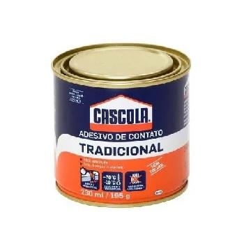 Adesivo Contato 195g Cascola Tradicional - Ref.1406653 HENKEL