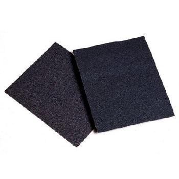 Folha Lixa Ferro 221T Grão P120 225x275mm - Ref. HC000602033 - 3M