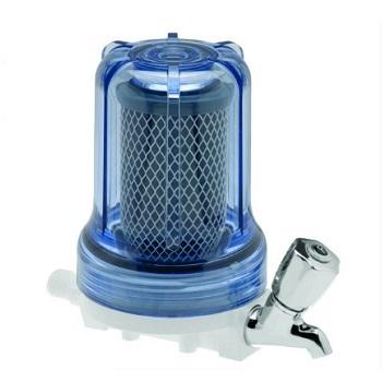 Filtro D Água Polipropileno Bella Fonte Torneira Cromado e Azul - Ref. HB004349567 - 3M