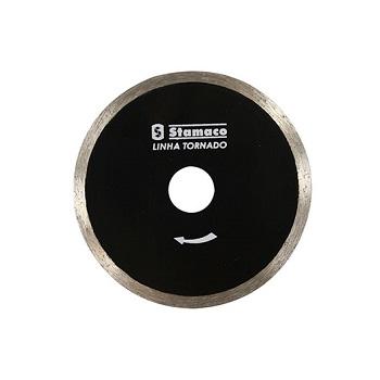 Disco Diamante 105m Contínuo Seco/Úmido Tornado Ref.4592 - STAMACO