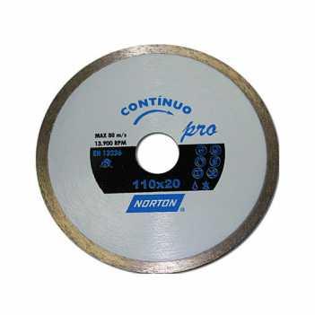 Disco Diamantado Contínuo Pro - Ref.70184624363 - NORTON