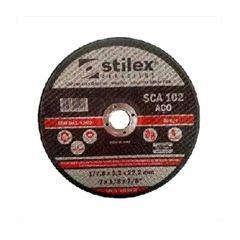 Disco Corte 41/2 Para Aço SCA 102/202 - Ref. DC005 - STILEX