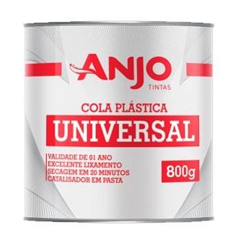 Massa Plástica 800g - Ref. 017853-11 - ANJO TINTAS