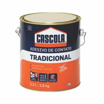 Adesivo Contato 2,8kg Cascola - Ref.1406652 - HENKEL