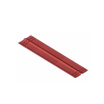 Cumeeira Fibro Vegetal 2,00x48cm Vermelha - Ref.PE 1104 BR - ONDULINE