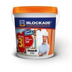 Impermeabilizante Acrílico 18kg HB1 Branco - Ref. 01010101500 - BLOCKADE