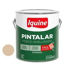 Tinta Vinil Acrílica Pintalar Areia 3,6 Litros - Ref.79301501 - IQUINE