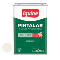Tinta Vinil Acrílica Pintalar Branco Gelo 18 Litros - Ref.79300305 - IQUINE