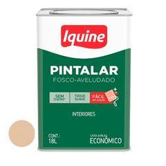 Tinta Vinil Acrílica Pintalar Areia 18 Litros - Ref.79301505 - IQUINE