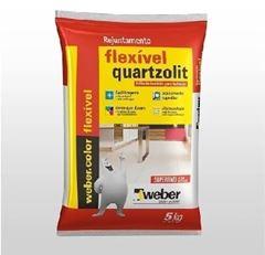 Rejunte Flexível Saco30kg Palha - Ref.0107.00045.0030FD - QUARTZOLIT