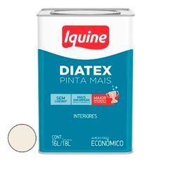 Tinta Vinil Acrílica Diatex Branco Gelo 18 Litros - Ref.50300305 - IQUINE