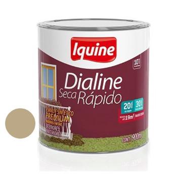 Esmalte Brilhante Dialine Secagem Rápida Premium Camurça 900ml - Ref.62201604 - IQUINE