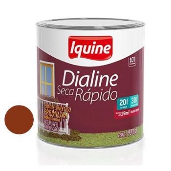 Esmalte Brilhante Dialine Secagem Rápida Premium Cerâmica 900ml - Ref. 62201804 - IQUINE