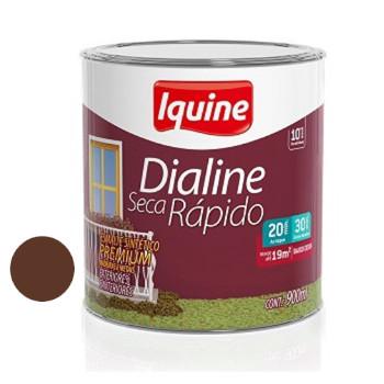 Esmalte Brilhante Dialine Secagem Rápida Premium Colorado 900ml - Ref.62212404 - IQUINE