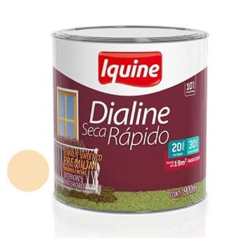 Esmalte Brilhante Dialine Secagem Rápida Premium Pérola 900ml - Ref.62201904 - IQUINE