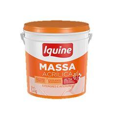 Massa Acrílica 3,6L - Ref.141300001 - IQUINE