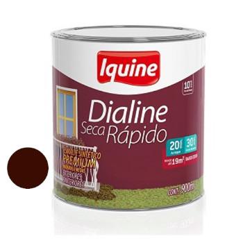 Esmalte Brilhante Dialine Secagem Rápida Premium Vermelho Vinho 900ml - Ref.62204604 - IQUINE