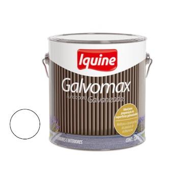 Fundo Galvanizado Branco Galvomax 3,6 Litros - Ref. 48200201 - IQUINE