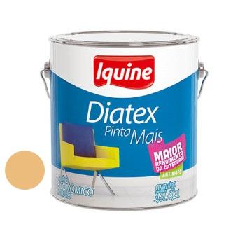 Tinta Vinil Acrílica Diatex Cromo 3,6 Litros - Ref.50302501 - IQUINE