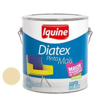 Tinta Vinil Acrílica Diatex Marfim 3,6 Litros - Ref.50302001 - IQUINE
