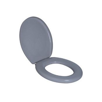 Assento Almofadado Universal Cinza 2 -  Ref.TAR/AS*CZ2 - ASTRA