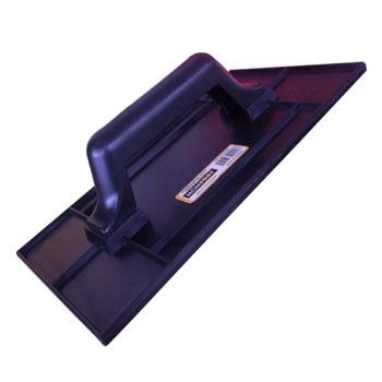 Desempenadeira PVC 14x27cm Estriada - Ref. 406014 - MOMFORT