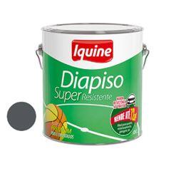 Tinta Acrilica Fosca GL3,6L Diapiso Cinza Escuro - Ref. 88300801 - IQUINE
