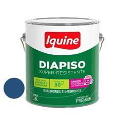 Tinta Acrílica Fosca Diapiso Azul Profundo 3,6 Litros - Ref.88305101 - IQUINE