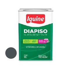 Tinta Acrílica Fosca 18 Litros Diapiso Cinza Escuro - Ref. 88300805 - IQUINE