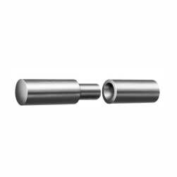 Tarugo Aço 5/8 Liso Lar Polido - Ref. 21245100 - CISER