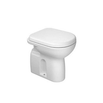Bacia Convencional Vougue Plus Conforto sem Abertura Branco - Ref.P.510.17 - DECA