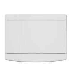 Quadro Distribuição PVC 3N/4D Embutir Branco - Ref.33046979 - TIGRE