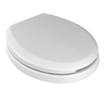 Assento Polipropileno Slow Close Targa/Izy/Ravena/ Studio Branco Gelo - Ref.Ap165.17 - DECA
