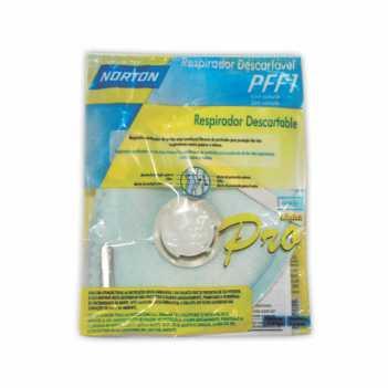 Máscara Descartável Pro PFF1 - Ref.66261087591 - NORTON