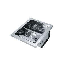 Tanque de Fixacao com Valvula Inox 430 47,5x44x29cm - Ref. 10186 - FRANKE
