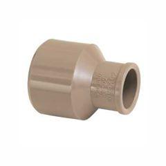 Bucha Redução PVC 50x20mm Soldável Longa - Ref.0370 - KRONA