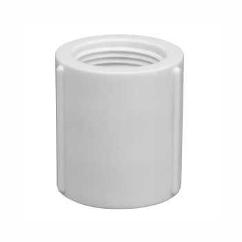 Luva Roscável PVC 3/4 - Ref. 0271 - KRONA