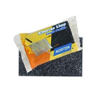 Esponja de Limpeza Churras Limp - F614 - Ref.66261184942 - NORTON
