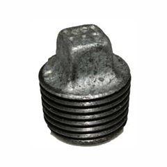 Plug Roscável Galvanizado 1/2 - Ref.120200433 - TUPY