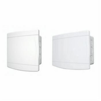 Quadro Distribuição PVC 6N/8D Embutir PTA Branco - Ref.33046987 - TIGRE