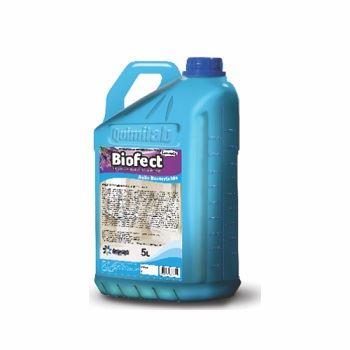 Detergente Perfumado 5 Litros Concentrado Gel Clean Pinho - Ref.1809 - QUIMILAB