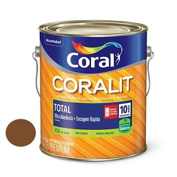 Base T Tinta Esmalte Brilhante Coralit Zero 3,2 Litros - Ref. 5202987 - CORAL