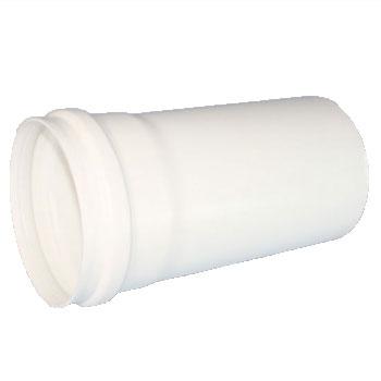 Tubo Esgoto PVC 200mm 6m - Ref. 002200 - TUBOTEC