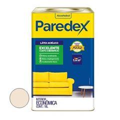 Tinta Acrílica Fosca Paredex Areia 18 Litros - Ref. 5202062 - CORAL