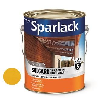 Verniz Brilhante 3,6 Litros Triplo Filtro Solar Natural - Ref.5203097 - SPARLACK